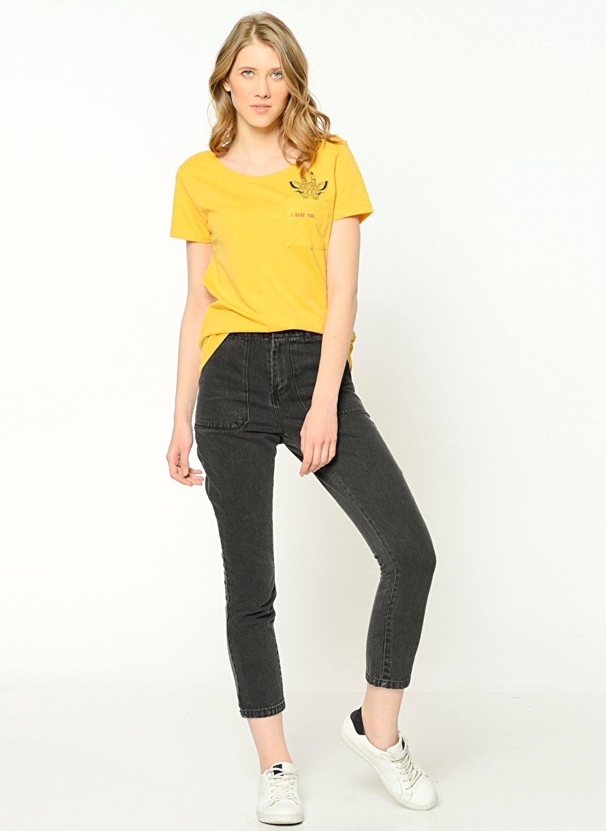 Vero Moda Jean Pantolon | Ankle Boyfriend 79.9 Tl
